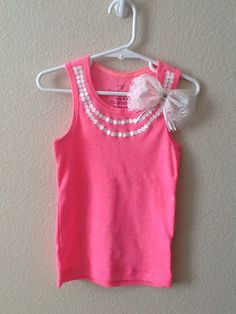 Toddlers tank top  on Etsy, $12.00
