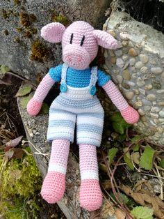 Shops, Dinosaur Stuffed Animal, Etsy Shop, Vintage, Animals, Amigurumi, Pork, Hand Crafts, Craft Gifts