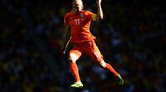 Robben: We are on a mission