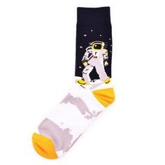 Underwear & Sleepwears Skateboard Fashion Animal Rhinoceros Bird Panda Mens Socks Europe Usa Hip Hop Street Crew Funny Socks