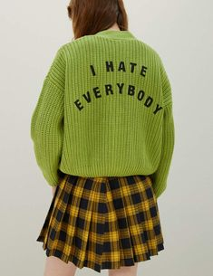 British label Lazy Oaf links with animated character Daria Morgendorffer to create an angst ridden collection reflecting the high-school teenager cynical view on life. Funky Fashion, Indie Fashion, Street Fashion, Womens Fashion, Other Outfits, Edgy Outfits, Pretty Outfits, Pretty Clothes, Girl Outfits