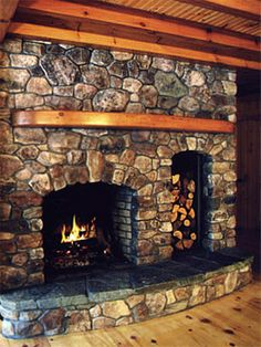 old world fireplaces