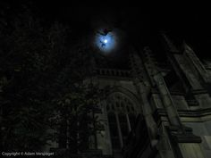 Moon Over St John's