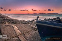 Works on boat by yiannischatzipanagiotis #landscape #travel