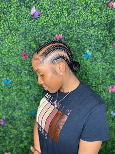 Small Box Braids Hairstyles, Braided Cornrow Hairstyles, Natural Hair Braids, Braids With Curls, Baby Girl Hairstyles, Braided Hairstyles For Black Women, African Braids Hairstyles, Baddie Hairstyles, Girls Braids