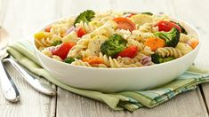 Pasta Salad For A Crowd