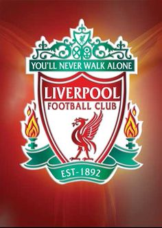Visit the best football team :-) Liverpool Football Team, Liverpool Logo, Best Football Team, Liverpool Wallpapers, You'll Never Walk Alone, Manchester City, Crafts, Soccer, Sports