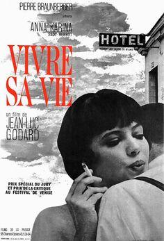 Jean-Luc Godard 「Vivre sa vie」