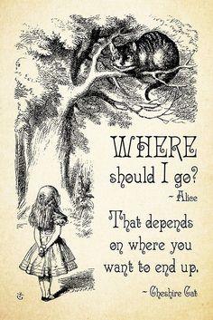 Alice Quotes, Disney Quotes, Book Quotes, Words Quotes, Sayings, Alice And Wonderland Quotes, Alice In Wonderland Party, Tattoo Alice In Wonderland, Cheshire Cat Alice In Wonderland