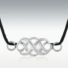 Celtic Infinity Stainless Steel Jewelry - Engravable