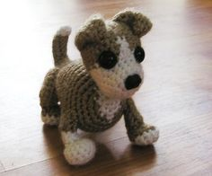 crochet dog lab on Etsy, a global handmade and vintage