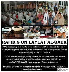 Laylat Al Qadr, Big Night, The Donkey, Wolves, Quran, Fails, Believe, Clothing, Books