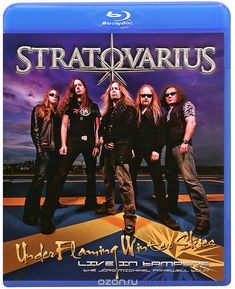 Stratovarius: Under Flaming Winter Skies - Live In Tampere (Blu-ray)