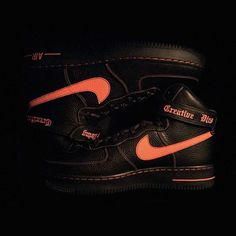 20eaa28ab00 VLONE x Nike Air Force 1 High is revealed. For more details