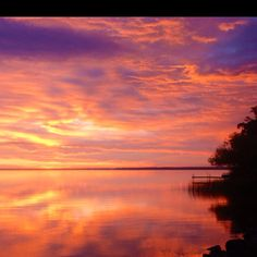 Cass Lake, MN.....hope to make it here this summer!  Now You know Why I call it Heaven On Earth!