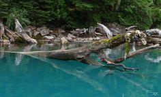 Lago Azul, Chilean Patagonia