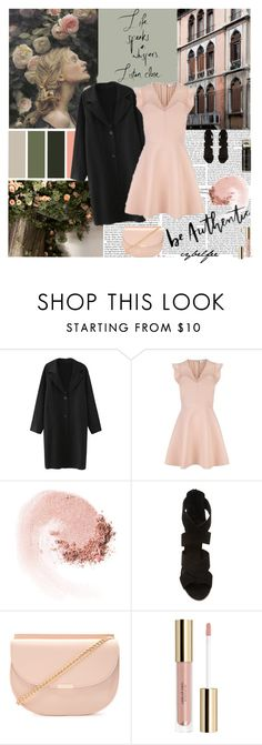 """""""Authentique"""" by cybelfee ❤ liked on Polyvore featuring Sandro, NARS Cosmetics, Forever 21 and Show Beauty"""