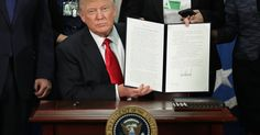 For Republicans, executive orders are bad — except when their party issues them.