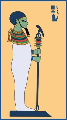 One of two additions to the Egyptian deity collection. Ptah was a creator god whose center of worship was Memphis, near modern Cairo. Ancient Artifacts, Ancient Egypt, God Tattoos, Tutankhamun, God Pictures, Greek Mythology, Egyptian, Alexandria, Deities