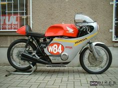 Honda  Classic Racer RC 181 replica 1971 Vintage, Classic and Old Bikes photo