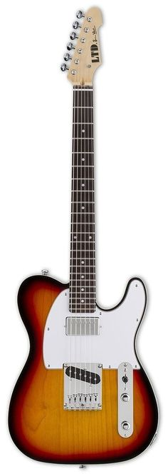 LTD Ron Wood Signature Electric Guitar
