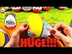 5 Surprise Eggs Kinder Frozen Disney Princess Anna Elsa Playdoh PeppaPig AngryBirds Giant Jake Cars - YouTube