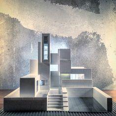 Arndt Schlaudraff recreates Brutalist buildings in LEGO for Instagram