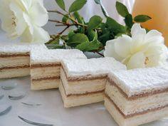 Jednostavni kolači - Torte i kolači Cake Recipes, Dessert Recipes, Bosnian Recipes, Delicious Desserts, Yummy Food, Czech Recipes, Sweet Tooth, Cooking Recipes, Sweets