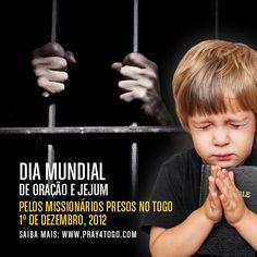 Dia Mundial de Oração e Jejum