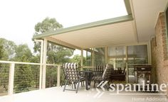 Weather can be unpredictable. Being able to enjoy your outdoor space shouldn't be. Spanline have a huge range of design ideas that can be customised to perfectly suit you and your home. Carport Patio, Diy Pergola, Indoor Outdoor, Outdoor Decor, Screened In Porch, Home Additions, Fabric Panels, Patio Design, Sunroom