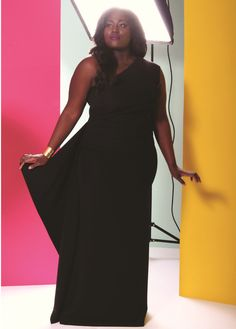 2eaa728532c First Look  Full Lookbook of Christian Siriano for Lane Bryant featuring  Danielle Brooks! Evening Dresses Plus SizePlus ...