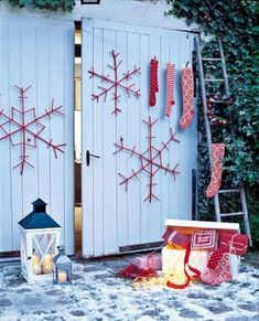 30 Beautiful Scandinavian Christmas Decorations