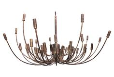 One Kings Lane - Vintage Accessories & Furniture - Monumental 50-Light Chandelier