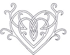 Afbeeldingsresultaat voor celtic mother child symbol Incorporated into railing Front entrance/ other Colouring Pages, Coloring Books, Celtic Symbols, Celtic Knots, Celtic Heart Knot, Celtic Knot Designs, Celtic Patterns, Wood Burning Patterns, Irish Celtic