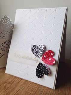 Happy Valentine's Day # card by Sarah Boirin