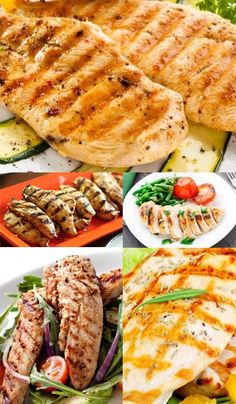 Boneless skinless chicken breast recipes you can easily make on your Foreman Grill! Take a look at some of these terrific recipes!