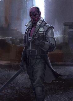 Guerra Civil – Nova arte conceitual mostra o visual clássico do Barão Zemo no filme! - Legião dos Heróis