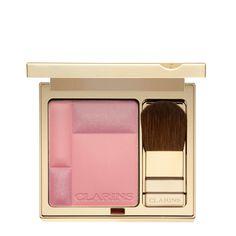 #ModelsWanted winner Luisa loves #Clarins Blush Prodige Illuminating Cheek Colour in Miami Pink!