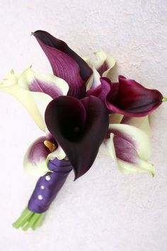 Boutonniere Option - Change color of flower
