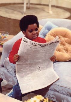 Gary Coleman as 'Arnold Jackson' in Diff'rent Strokes (1978-85 NBC & 1985-86 ABC)