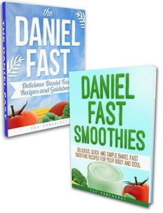 The Daniel Fast Box Set: 2 IN 1: Daniel Fast Cookbook and Daniel Fast Smoothies by Sky Pankhurst http://www.amazon.com/dp/B01C7SEZHG/ref=cm_sw_r_pi_dp_-X33wb0986YVQ