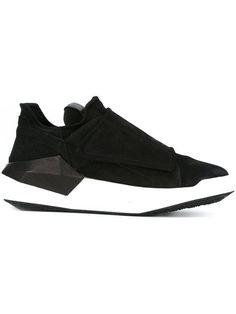Cinzia Araia strap sneakers
