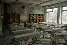 Lugares abandonados [Parte I]