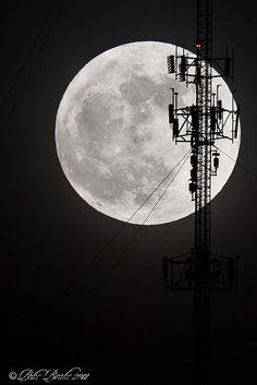 Super Moon Communication