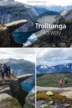Trolltunga is one of Norway's best hikes. Hiking out to the Troll's tongue (and having your photo taken here) is an epic experience. There are lots to know before you go. We have planning tips, photos of the trail, and complete details of what to expect on this hike. We even have advice on how to hike to Trolltunga with kids. Check it out! Trolltunga | Norway | Hiking | Adventure Travel