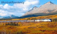 Taking the trains across America with the USA Rail Pass is the best way to see the United States. The pass allows you to visit over 500 destinations in the Amtrak system. Travel Info, Travel Usa, Free Travel, Travel Deals, Travel Hacks, Travel Essentials, Budget Travel, Travel Tips, The Places Youll Go