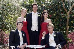 Movie and TV Wedding Bridesmaids