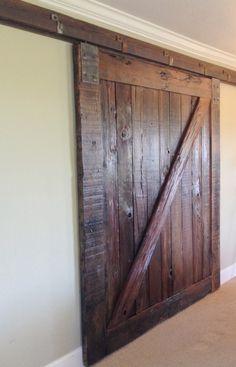 Mega Darling Sliding Barn Door for a Restaurant