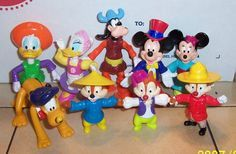 90's happy meal toys