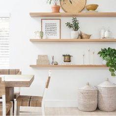 Walnut Floating Shelf Custom Length Depth and Finish Color | Etsy Oak Shelves, Deep Shelves, Solid Wood Shelves, Kitchen Shelves, White Shelves, Wooden Shelves, Shelves Over Couch, Kitchen Shelf Decor, Rustic Shelves